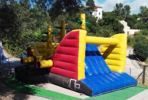 inflable vaixell st cugat