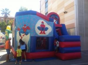 spider escola pia