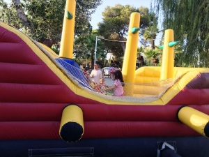 inflable vaixell camping