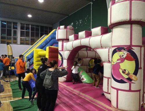 Parc de Nadal al Club Natació Sabadell